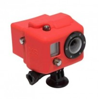 Housse silicone Xsories GoPro HD LCD BacPac