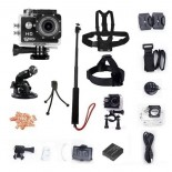Pack Caméra Sport HD XTC-LIGHT 720P