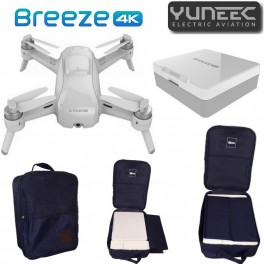 Yuneec Breeze 4K + Etui Transport OFFERT