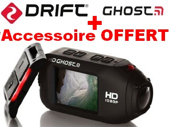 Cam�ra sport Drift HD GHOST WIFI
