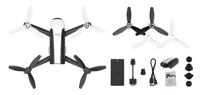 drone bebop 2