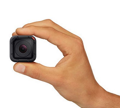 mini camera gopro hero4 session